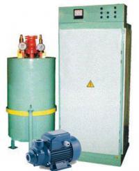 Электрический котел водогрейный КЭВ-300 электрокотел отопления